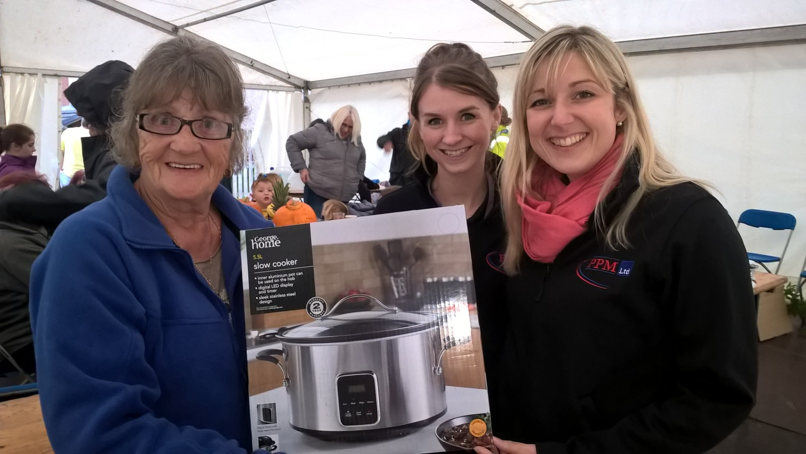 Prize Giving of Slow Cooker